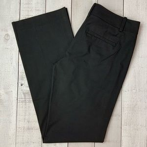 Ann Taylor black slacks career dress pants